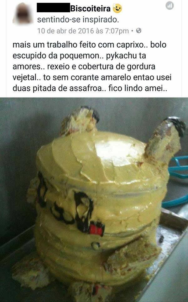 Como decorar um bolo