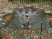 Construindo uma piscina natural