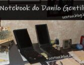 Notebook do Danilo Gentili ‏