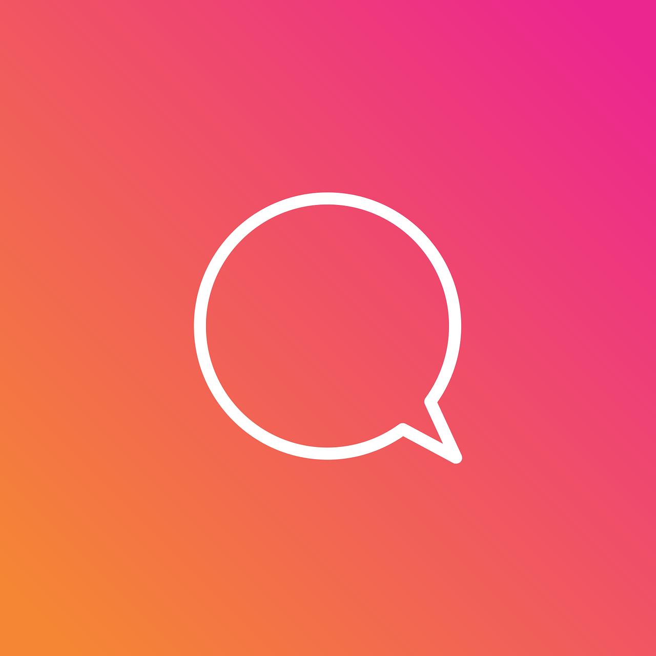 Comentar post por mensagem direta no Instagram