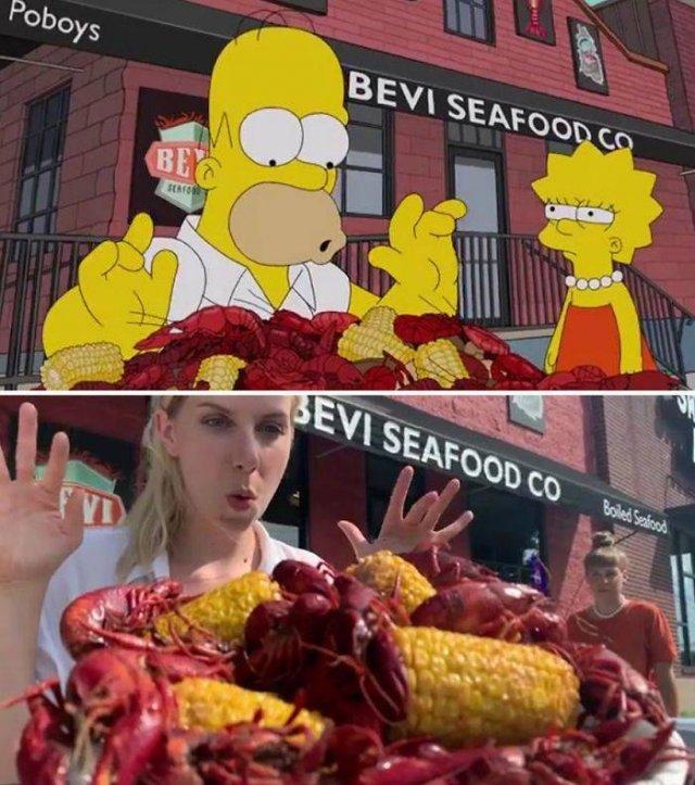 """Amigas recriam cenas de """"Os Simpsons"""" em Nova Orleans 30"""