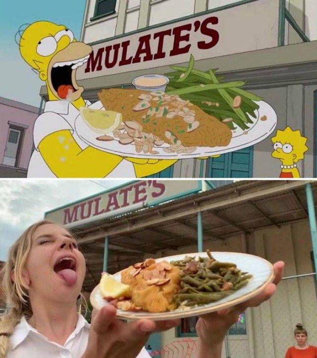 """Amigas recriam cenas de """"Os Simpsons"""" em Nova Orleans 29"""