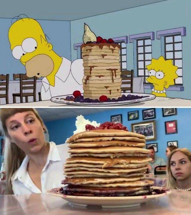 """Amigas recriam cenas de """"Os Simpsons"""" em Nova Orleans 3"""