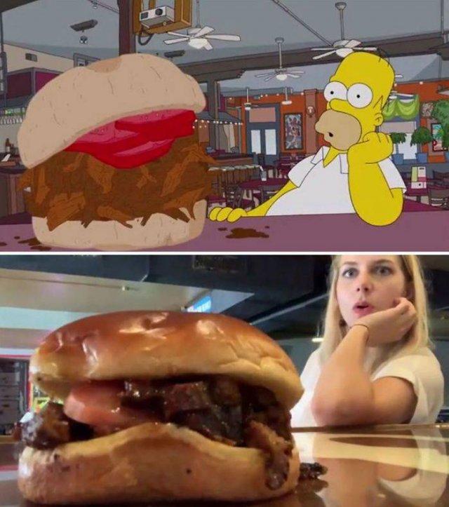 """Amigas recriam cenas de """"Os Simpsons"""" em Nova Orleans 6"""