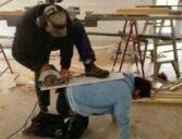 Imagens de insegurança no trabalho