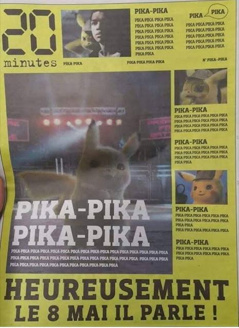 Pika-pika Pikachu