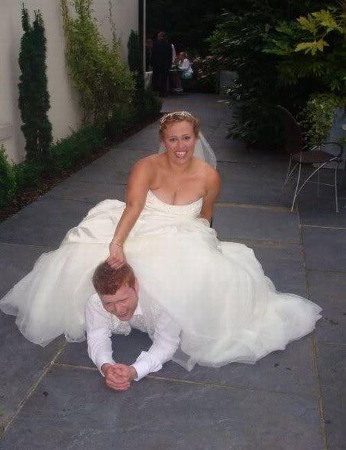 Fotos engraçadas de casamento 24