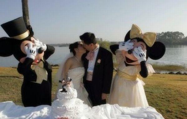 Fotos engraçadas de casamento 22