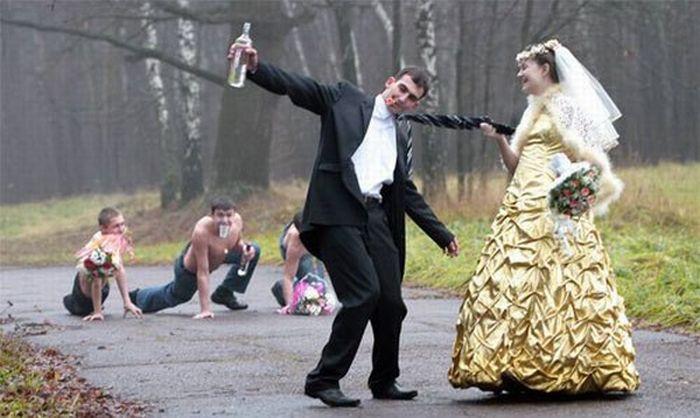 Fotos engraçadas de casamento 20