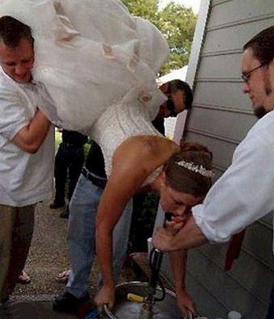 Fotos engraçadas de casamento 18