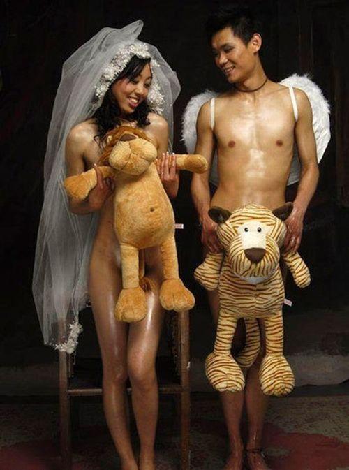 Fotos engraçadas de casamento 16