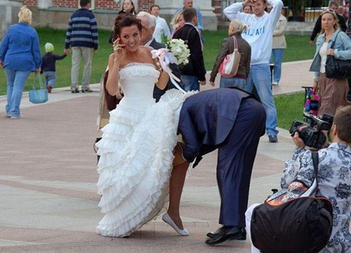 Fotos engraçadas de casamento 29