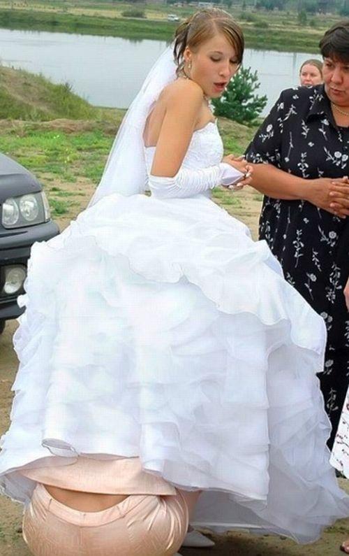Fotos engraçadas de casamento 9