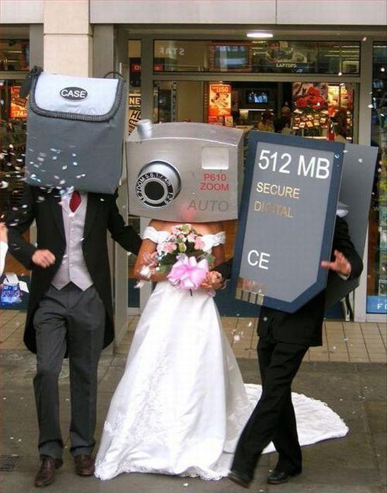 Fotos engraçadas de casamento 6